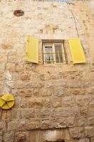 Jerusalem in yellow and stone by Rikitza