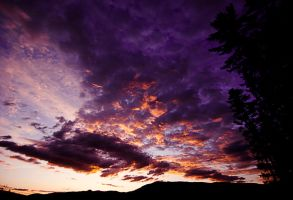 flammable clouds by Procasti