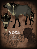 Ref: HOOK by DoctorCritical