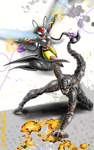 Wasp and Scorpius by GoFouster