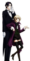 Alois And Claude by JRFantasy