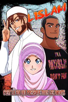 The Muslims of the world by Nayzak