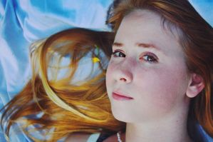 Freckled Sun by KatieLindPhotography