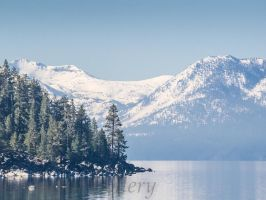 East Shore Lake Tahoe 140225-42 by MartinGollery