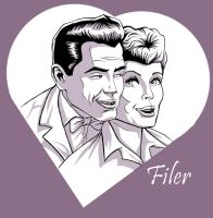 I Love Lucy by Flyler