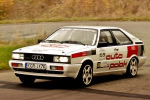 Audi 80 B2 Coupe Qattro by pawelsky