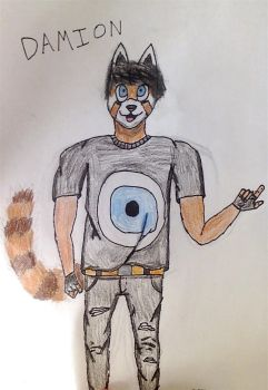 Damion Reference by K-9-6-9