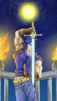 Jonathan Joestar by 9999DamagePoints