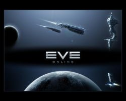 EVE BattleSpace Desktop Compo by dmhorus