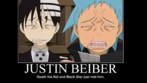 Poor Death the Kid and Black star by souleatermedusa1999