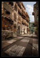 Old Jeddah 04 by h9351