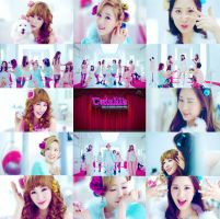 MV Twinkle by ChoiSeungHye