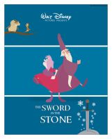 The Sword In The Stone by icHRis83