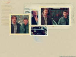 Supernatural 06x17 - Wallpaper by me969