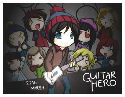 SP- Guitar Queer-o by m4kimaki