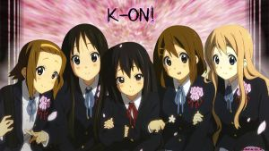 K-On Wallpaper 1280x720 by HanpaKureai