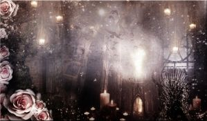 MEDIEVAL PREMADE BACKGROUND by VaLeNtInE-DeViAnT