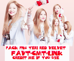 Pack png Yeri by Pucucheo