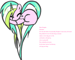 Honeydew Reference by foxthepegasister