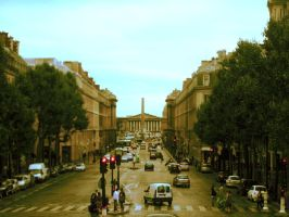 Rue de Paris by breathinfreedom