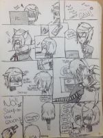 Shonen Ai Comic by Death-Rain18