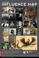 My Influence Map by clementmeriguet