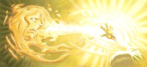 Mystic of Light_Radiant Purification by RalphHorsley
