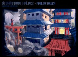 Stormfront Palace by Trevor-Verges