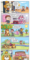 Animal Crossing: Mayor Responsibilities by GeorgeRottkamp