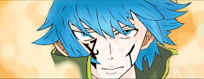 Jellal Fernandes - Fairy Tail by ShineSpriite