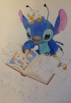 Stitch WIP 8 by Fivelinger
