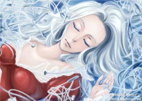 SLEEPING BEAUTY by Armelia