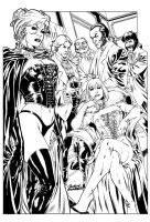 Hellfire Club Commission by Buchemi
