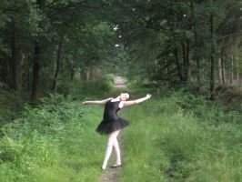 Ballet nature by The-Living-Chimera