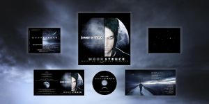 Moonstruck CD layout by YagaK