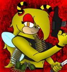 Beatrix, A style of Rambo by Jack-the-hedgehog15