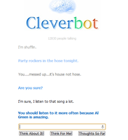 Cleverbot: House not hose by Ask-Dib