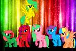 My Sister's Freinds by rainbow223