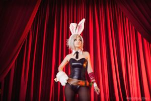 Battle Bunny Riven by IscariotElian