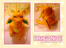 PKMN 149 Dragonite by Cocoru