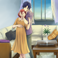 In your arms I am home. by Koto-wari