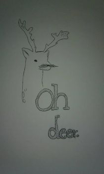 Oh Deer by Countrygal4ever