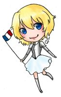 Jeanne d Arc for Sakuracon2010 by Sketchis