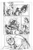 Wolverine - Page #3 by sir-wesley666