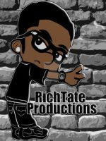 Rich Tate Productions Logo by RichTate