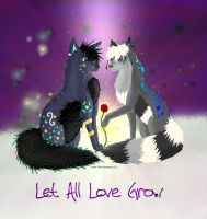Let All Love Grow by OreoThePenguin