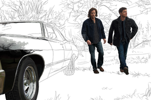 Spn 8x22  WIP by LockwoodE3