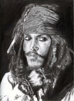 Jack Sparrow by Sophy