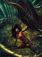 dragon's tale - IV by Vitaly-Sokol