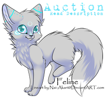 Feline Adopt *CLOSED* by Foreststone